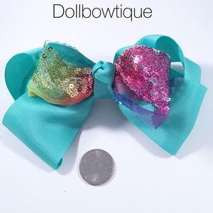Other - Glittered Bow ❤️